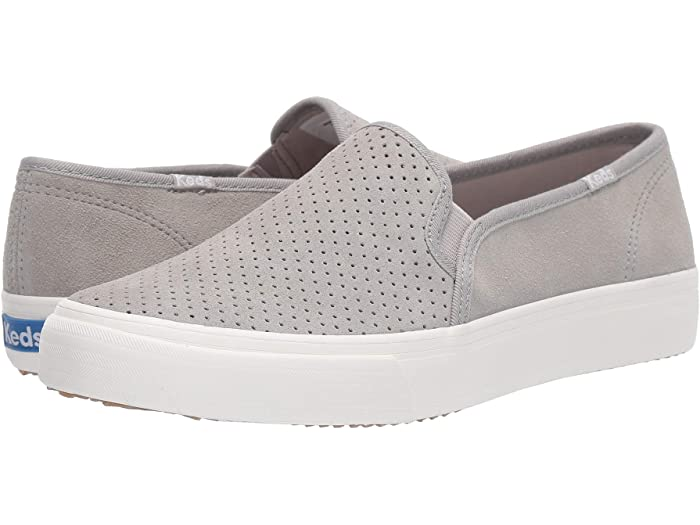 Keds Double Decker Perf Suede   6pm