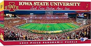 MasterPieces Collegiate Iowa State Cyclones 1000 Piece Stadium Panoramic Jigsaw Puzzle