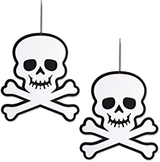 DII Indoor and Outdoor Foam Halloween Hanging Door Decorations and Wall Signs,  For Home, School, Office, Party Decoration...