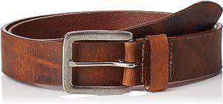 جاك اند جونز حزام جلدي للرجال 95 سم