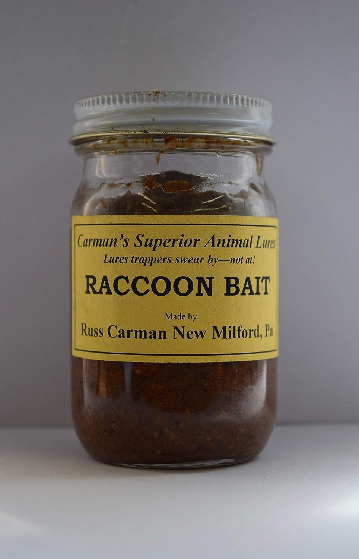 Carman's Raccoon Max 62% OFF Latest item Bait OZ 4