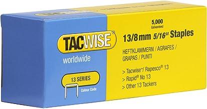 Tacwise 13 - Punti metallici da 8 mm (confezione da 5000)