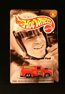 '56 FORD * ANDRETTI RACING * Exclusive 2000 Hot Wheels Special Edition 1:64 Scale Die-Cast Vehicle