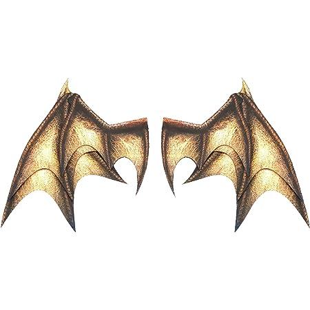 1/12 PEPATAMAシリーズ ペーパーエフェクト 翼A ドラゴンウィング ブラウン