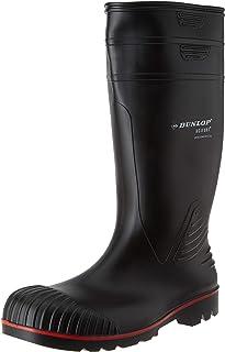 Dunlop Protective Footwear Acifort Heavy Duty, Bottes de sécurité Mixte adulte, Noir (Black), 48 EU