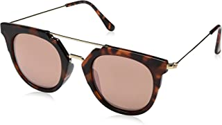 Item 8 Vmr.8 Round Black Women's Designer Sunglasses by Foster Grant