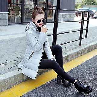 Nobrand TGLAYA Long Winter Jacket Women Thick Slim Long Warm Hooded Padded Parkas Female Coat