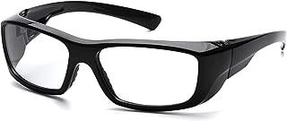PYRAMEX SB7910D15 Pyramex Clear Safety Reader Glasses, Scratch-Resistant