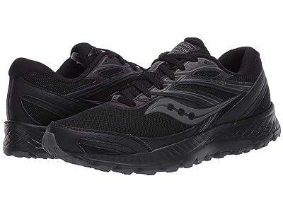 Saucony Versafoam Cohesion TR13 (Black/Grey) Men