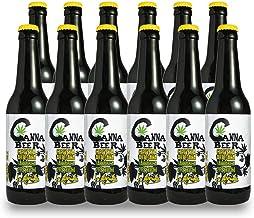 Cerveza Importada Cannabeer Dorada Cervexxa Beerpack 12