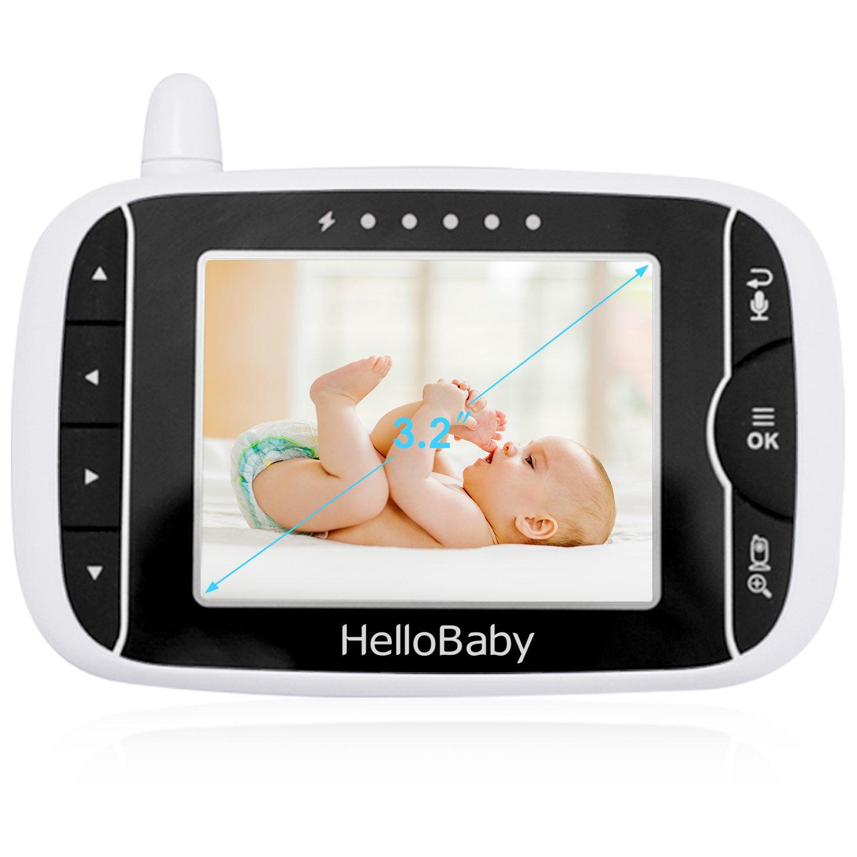 Replacement Monitor for HB65, Handheld Unit, Screen Part, Parent Unit