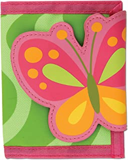 Stephen Joseph Wallet,Green Butterfly