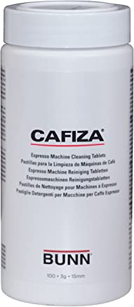 BUNN 36000.1189 Cafiza Cleaning Tablets by Urnex, 4