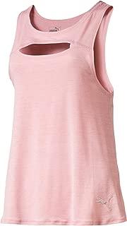 PUMA Women's SHIFT Tank Top, (Pink 01), Medium