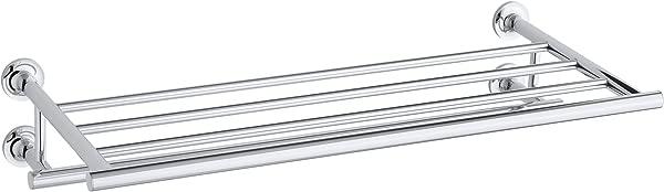 Kohler K 14381 CP Purist Towel Shelf Polished Chrome