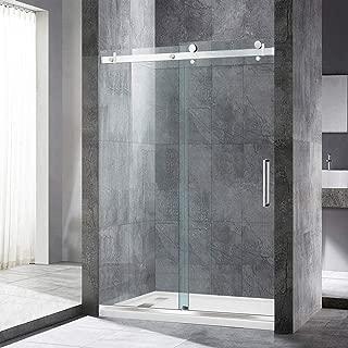 WOODBRIDGE Frameless Sliding Shower, 44