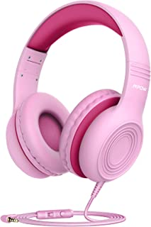 Mpow CH6S Kids Headphones with Microphone Over Ear, On Ear Headphones for Kids with HD Sound Sharing Function for Children...