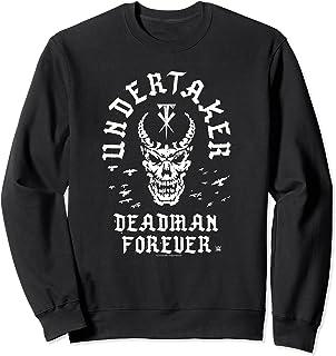 WWE Undertaker Homme Mort Pour Toujours Sweatshirt