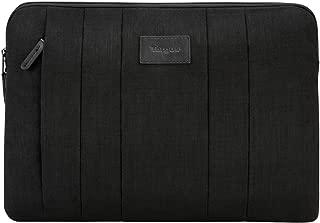Targus CitySmart Business Professional Laptop Sleeve for 13.3-Inch Laptop, Black (TSS626US)