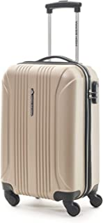 High Sierra Bar Lite Hardside Spinner Luggage 66cm with 3 digit Number Lock - Gold