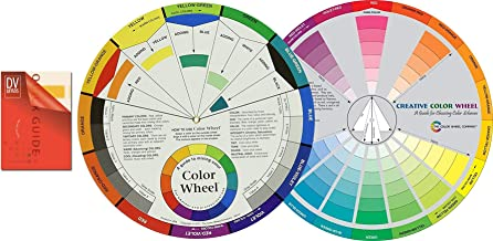 Color Mixing Guides: Color Wheel (9-1/4