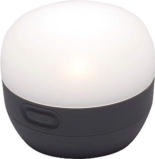 Black Diamond moji, tältljus, ljus, lång runtid, stänksäker LED-lampa, 70 timmar, liten campinglampa, max. 100 lumen.