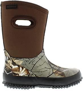Itasca Kids Youth Bayou Waterproof Boot Rain