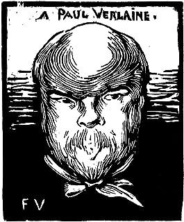 Felix Vallotton ジクレープリント キャンバス 印刷 複製画 絵画 ポスター (ポールヴェルレーヌ) #XFB