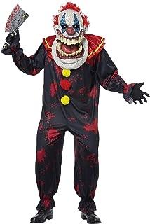 Die Laughing Clown Adult Costume