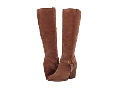 Kork-Ease Lett (Brown Suede) Women
