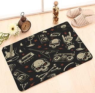 zexuandiy Custom Indoor/Outdoor Decor Rug Doormat Machine-Washable 23.6