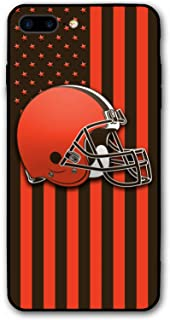 ZICEN iPhone 7 Plus Case iPhone 8 Plus Case - American Football Design Ultra-Thin Cover Cases for iPhone 7/8 Plus 5.5