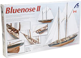 ARTESANÍA LATINA Maqueta de Barco en Madera: Goleta de Pesca Canadiense Bluenose II