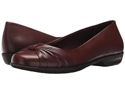 Walking Cradles Fall (Tobacco Leather) Women