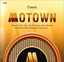 MOTOWN 60 Greatest Hits (3 CD Boxset)