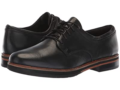 Clarks Frida Derby (Black Leather) Women