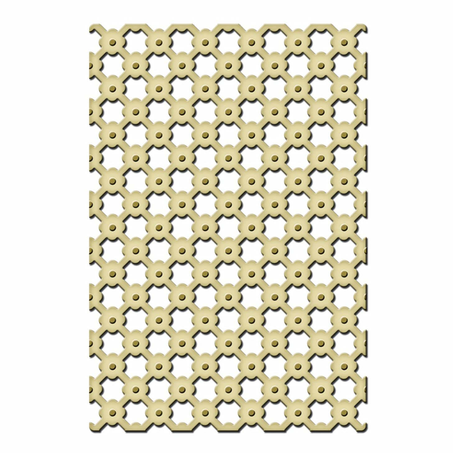 Spellbinders S5-197 Shapeabilities Crisscross Lace Die Templates