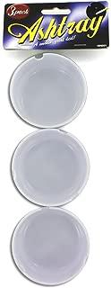 123-Wholesale - Set of 36 Ashtray Value Pack - Home Decor Ash Trays