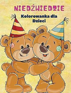 Niedźwiedzie Kolorowanka dla Dzieci: Niedźwiedzie Kolorowanka dla dzieci! Unikalna kolekcja stron do kolorowania dla dziec...