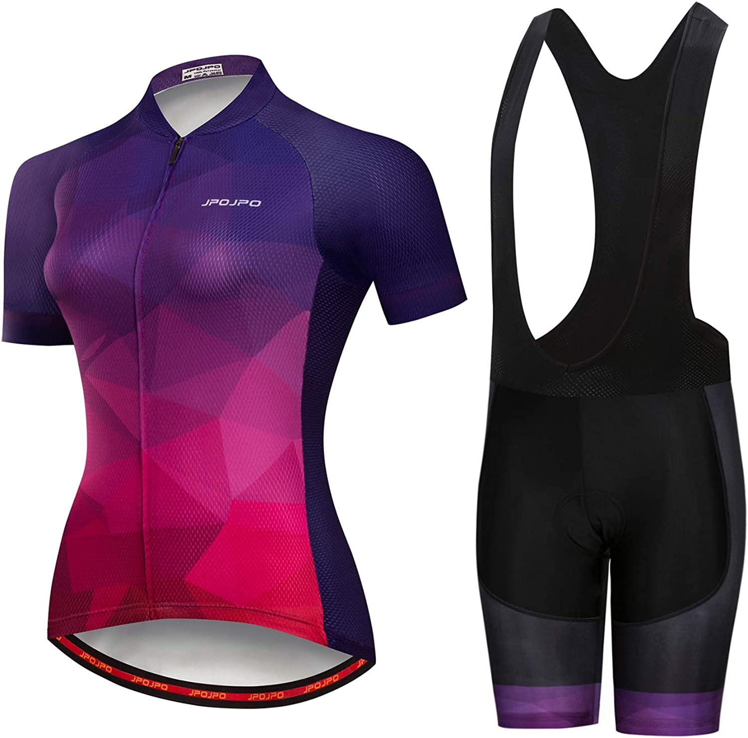 Spring new work one after another Weimostar Women's Cycling Jersey Shorts Latest item Sleeve Reflec Sets Short