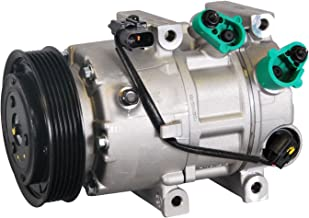Denso (471-6044) New A/C Compressor with Clutch
