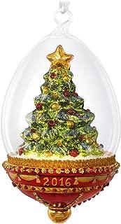 Hallmark 2016 Christmas Tree Dome Ornament