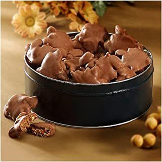 Chocolate Turtles Gift Tin - 23 Ozs. SCS