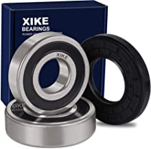 XiKe 131525500 Front Load Washer Tub Bearing & Seal Kit, Rotate Quiet and Durable Replacement for Kenmore, Frigidaire, GE,...