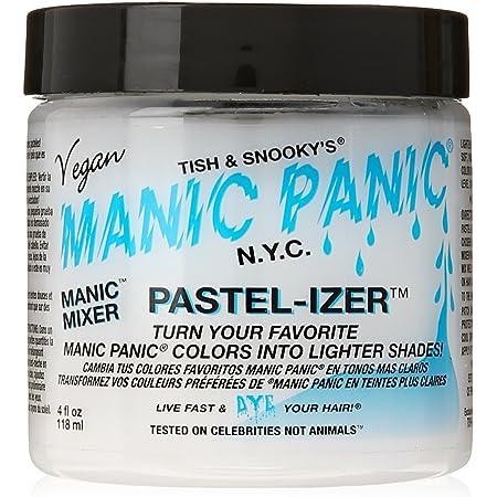 Manic Panic - Pastel-Izer/ Mixer Creme Vegan Cruelty Free Semi-Permanent Hair Colour 118ml