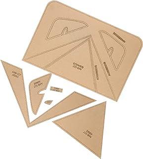 Modelli in acrilico per borse, modello in versione acrilica trasparente, trasparente per uso generico per portafoglio a po...