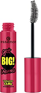 ESSENCE GET BIG! LASHES VOLUME CURL MASCARA - BLACK