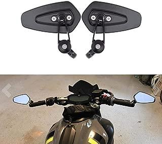 Black Motorcycle 7/8