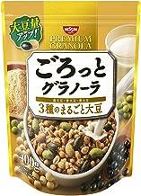 日清シスコ ごろっとグラノーラ 3種のまるごと大豆 400g