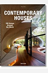 Contemporary Houses. 100 Homes Around the World Hardcover
